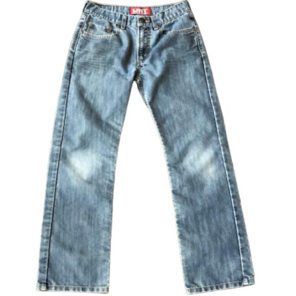 Levi's Other - Levi's Boy's 514 Slim Straight Jeans - 27x27 (14)